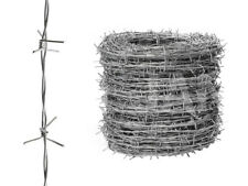 Drut kolczasty ocynk 1,6mm 22kg (500mb) Barbed Wire