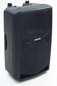 PROEL FLASH 12P Speaker