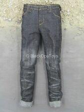 1/6 scale toy Club 2 - Van Ness SLE - Faded Black Denim-Like Pants