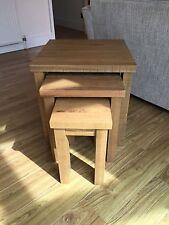 Oak NEXT Nested Tables