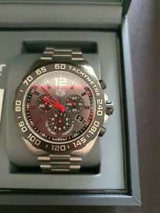 Tag Heuer Formula 1 Limited Edn UK Exclusive Watch 314/500 CAZ101S Immaculate
