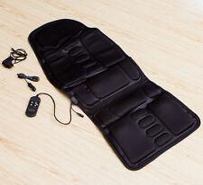 Best Back Massage Chair Heat Seat /Cushion Neck Pain Lumbar Support Pads Car ca