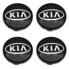 Set 4 04-13 Kia Forte Spectra Rio Sephia 52960 2F000 Wheel Center Caps Hubcaps