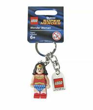 LEGO DC Super Heroes Wonder Woman Keyring - 853433 - retired - new