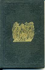 LES SONGES DORES DE L'ENFANCE. DE LIMAGNE. ED MANDEVILLE. VERS 1850. ROMANTIQUE