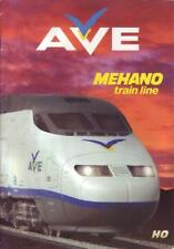 AVE Mehano train line