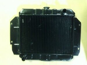 Radiator For Holden Gemini TX TG TC TE TF TD 1975-85 manual Copper Recondition