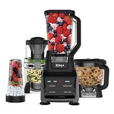 Ninja CT682SP Intelli-Sense Kitchen System with Auto-Spiralizer, Black