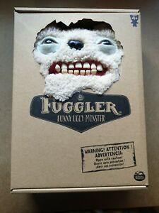 """Fuggler - Funny Ugly Monster - Old Toothblock Cream  9"""" Mischievous. New."""