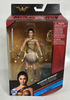 "WONDER WOMAN DC Comics Multiverse Diana of Themyscira 6"" Figure Ares New"