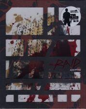 NEW The Raid Redemption Black Full Slip SteelBook Blu-ray Kimchidvd #20 (Korea)