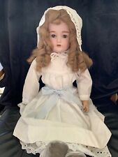 Kammer Reinhardt 191 Antique Doll 30""
