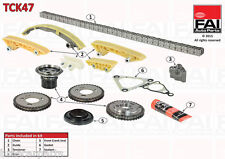 TIMING CHAIN KIT FOR FORD MONDEO MKIII & TRANSIT (D2FB) 01/00-05/06 TCK 47