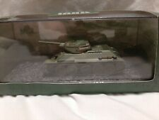 Atlas Edition's Collection Ultimate Tank Collection New T34 1943 Eastern Front.