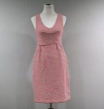 Boden Dress Womens Size 6 Long Sleeveless Stripes