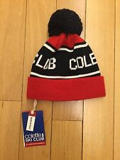 2013 COLETTE SKI CLUB KNIT HAT X FRANKLIN AND MARSHALL NWT winter supreme beanie