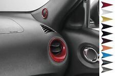 Nissan Juke (2014 >) Interior Inserts - Detroit Red (KE6001K10R)