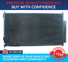 CONDENSER AIR CON RADIATOR TO FIT HONDA ACCORD MK7 2004 TO 2008 2.2 iCTDI DIESEL