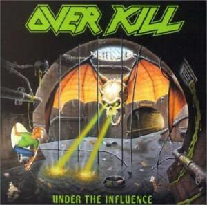 Overkill - Under The Influence CD #4226