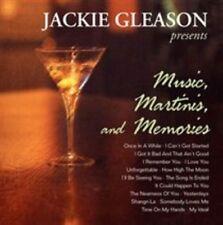 Music, Martinis, And Memories, Jackie Gleason CD | 5050457140427 | New