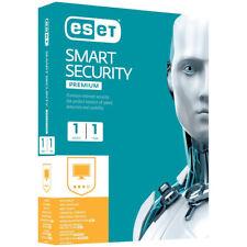 ESET Smart Security Premium 3 PC 1 Anno Global Key Digital Download Fatturabile