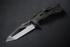 Rike Knife M1 Framelock Folding Knife 4