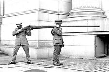 "4""x6"" absurd but real Punt Gun used to shoot ducks photo 4""x6"" picture history g"