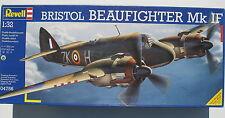 Revell 04756 - BRISTOL BEAUFIGHTER Mk IF- 1:32 - Flugzeug Modellbausatz - Kit