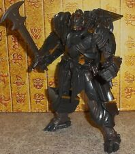 Transformers Last Knight MEGATRON Complete Voyager Movie TLK Lot