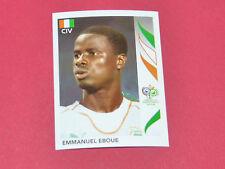 193 E. EBOUE COTE D'IVOIRE PANINI FOOTBALL GERMANY 2006 WM FIFA WORLD CUP
