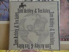 TOM ASHLEY & TEX ISLEY, PLAY AND SING FOLK MUSIC - FOLKWAYS LP FA 2350