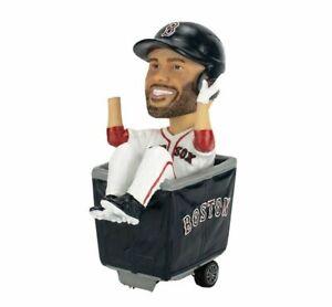 JD Martinez Laundry Cart Bobblehead SGA Boston Red Sox 9/21/2021 Presell NIB