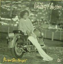 "WHITNEY HOUSTON-I´M YOUR BABY TONIGHT MAXI SINGLE VINYL 12"" 1990 SPAIN"