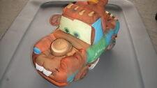 "DISNEY CARS MATOR TALKING PLUSH 8"""