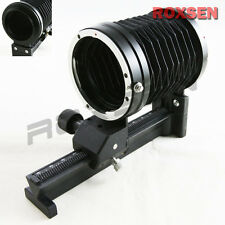 Macro Extension Bellows for CANON EOS SLR DSLR Camera 700D 650D 70D 5D II III 6D