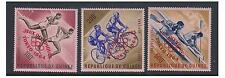 Guinea - 1964 Olympic Games set Optd in Red - MNH - SG 439/41