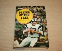 Player of the Year Roman Gabriel's Football Journal FIRST EDITION FIRST PRINT