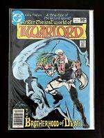 WARLORD #40 (1976 SERIES) DC COMICS 1980 VF NEWSSTAND EDITION