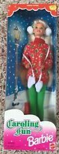 Caroling Fun 1995 Barbie Doll
