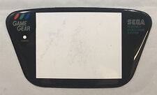 REPLACEMENT SCREEN LENS FOR SEGA GAME GEAR GAME CONSOLE GAMEGEAR - BLACK