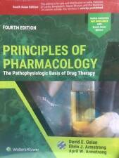 Principles of Pharmacology : The Pathophysiologic Basis of Drug Therapy by David