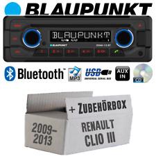 Blaupunkt Radio für Renault Clio 3 FL Autoradio Bluetooth CD USB Einbauzubehör