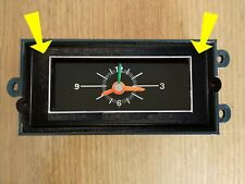 NEW! 1971 1972 1973 Mustang Cougar Console Clock Decorative Plate