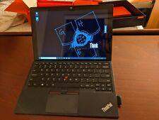 New listing Lenovo ThinkPad X1 Tablet (512Gb, Intel Core M5, 8Gb Ram) -Original Box + Extras