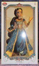Disney Limited Edition Designer Aladdin Princess Jasmine Doll NEW!