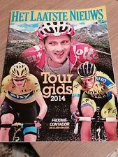 wielrennen-cycling-cyclisme : TOUR GIDS 2014