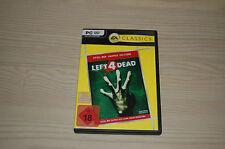 Left 4 Dead (dt.) (PC, 2008, DVD-box) como nuevo USK 18