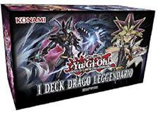 Yu-Gi-Oh Deck Drago Leggendario Italiano Nuovo ITA Kaiba LEDD