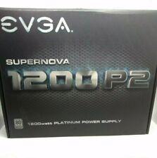 EVGA SuperNOVA 1200 P2 1200W 80 Plus Platinum Power Supply - Black (used)