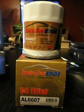 6 INSTALLER EDGE AL6607 VO-106 OIL FILTER M4612 PZ37 VO106 OF4622 PF1222 POF4612